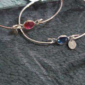 Stia sterling silver bracelets